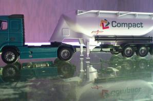 Camion citerne ciment