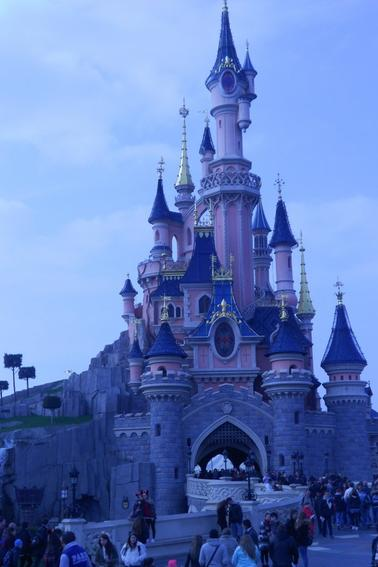 [My life in pictures n°1] 14/03/15 - Journée à Disney Land Paris ♡♥