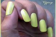 vernis jaune pastellle , canarie et fluo