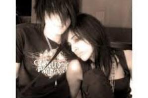 EMO COUPLES !!!!!!! ( hetero )