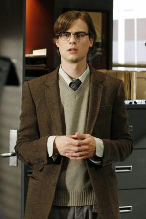 Les différentes coiffures de Spencer Reid