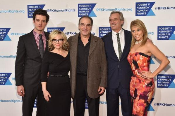 Mandy Patinkin au RFK Ripple of Hope Gala