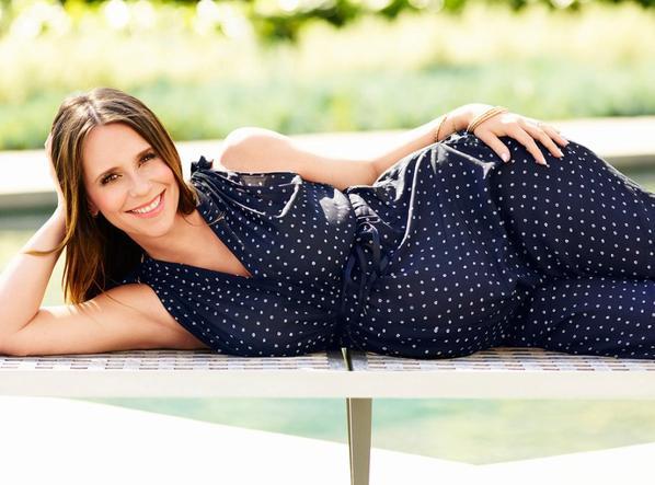 Jennifer Love Hewitt dans le magazine American Baby