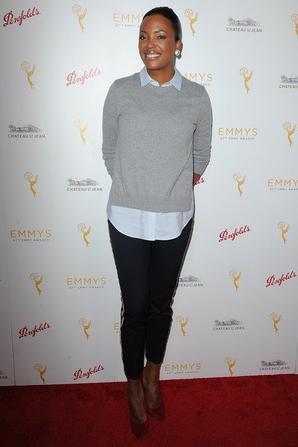 Aisha Tyler à la Television Academy
