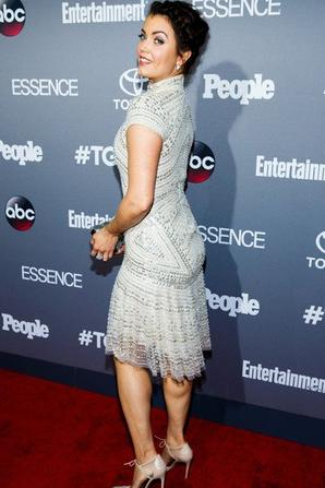 Bellamy Young à la Celebration of ABC's TGIT Line-up