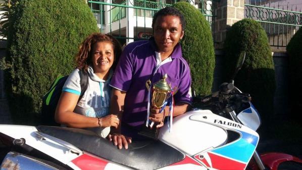 Première victoire 2016 et laureat (combat sans jockey 2 eme edition)