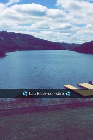 Le plus beau des lacs *-*   #Luxembourg