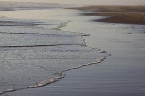 La côte médoquine...