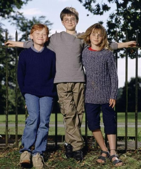 le trio HP1