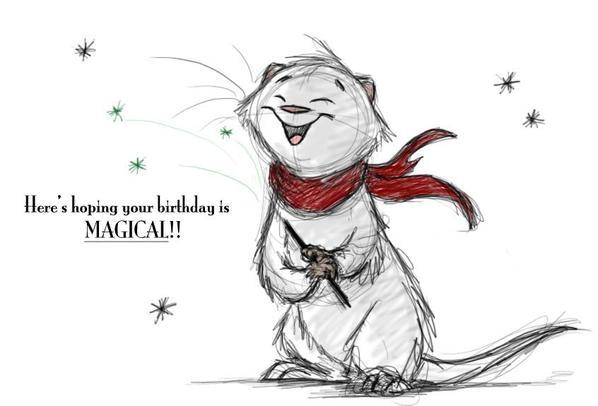 Happy birthday Tom!!!