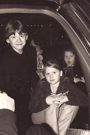 Rupert et sa soeur