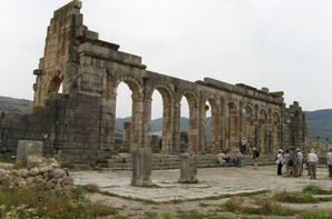 volubilis one of the best places to visit in morocco