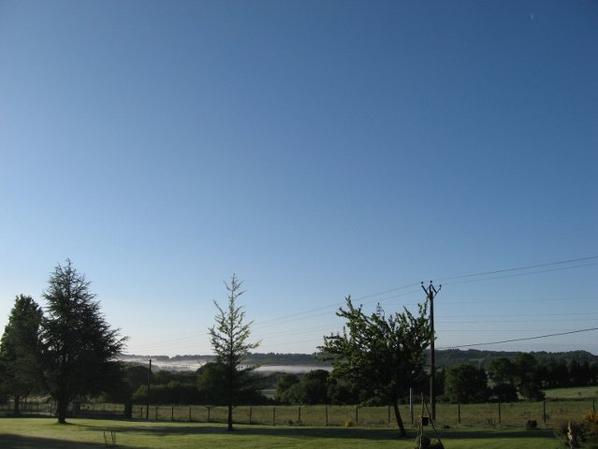 point météo centre Bretagne samedi 20 mai