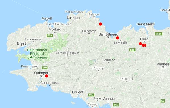 Les bretons sont la aussi sur le Narbonne inter ....