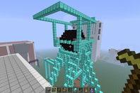 mine dans minecraft