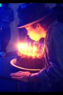 HAPPY 28th BIRTHDAY BRUNO <3