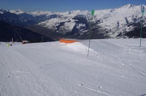 Le Snowpark de Poletta vous attend
