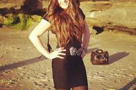Caitlin nouveau photoshoot