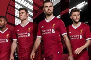 Maillot de Liverpool 2017-2018