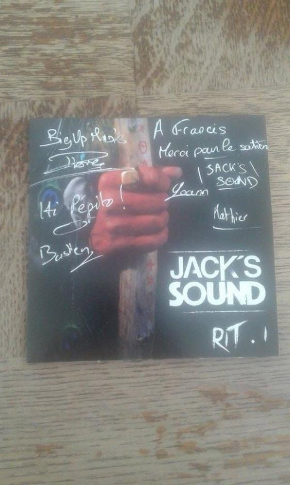 jack's sound rock alternatif Français !