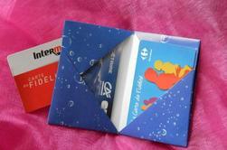 Porte-carte en papier