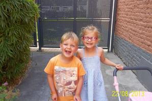mes deux petits