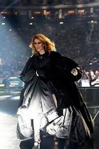 Céline Dion live 2017