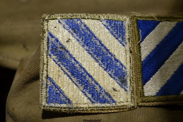 Patch 3rd ID  Vosges