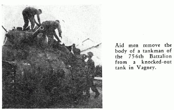 Vagney Octobre 1944