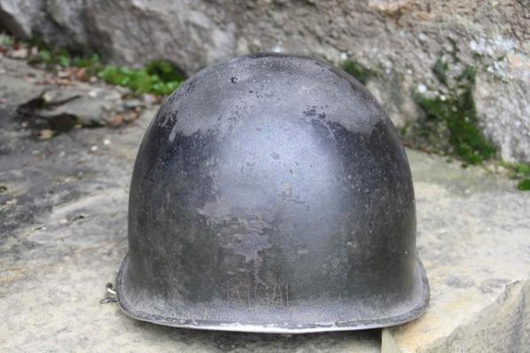 Coque USM1 1ére Armée Française Libération Vosges 1944