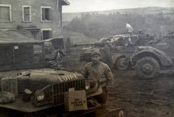 Commando de France Haut du tôt 1944 Vosges