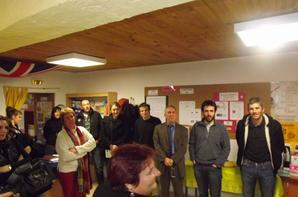INAUGURATION DU POINT INFORMATION JEUNESSE