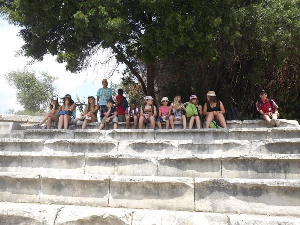 GRECE : MERCREDI 17 JUILLET 2013