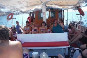 GRECE 2013: VENDREDI 19 JUILLET