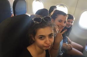 Avion et premier instants anglais