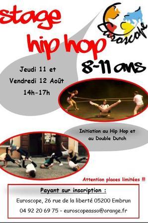 Viens t'initier au Hip hop mon pote ;)