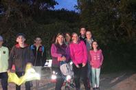 randonnée nocturne BANTOUZELLE