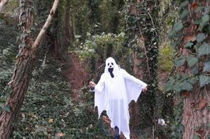 bantouzelle la randonnée d'halloween