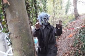 bantouzelle la randonnée d'halloween suite