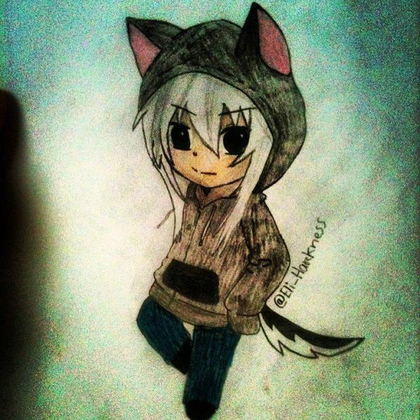 Être comme Chien et Chat.. ♥