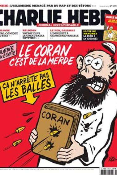 Abdallah réagit au drame de Charlie Hebdo
