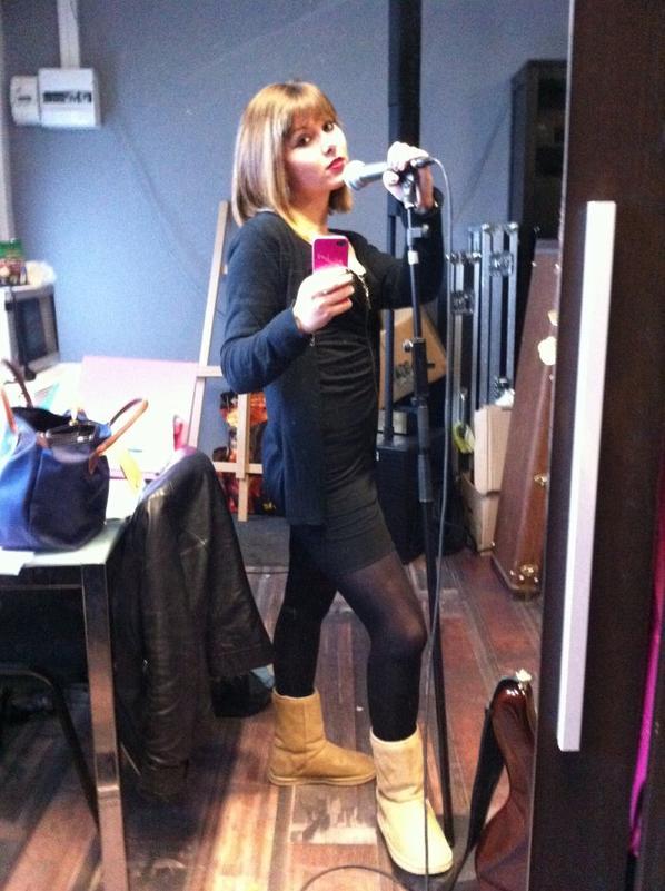 I'm rock star baby !