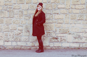 Mon premier Shooting Photo. Le Modèle : Ma cousine Mélanie <3