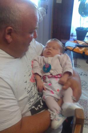 naissance de ma petite fille helene