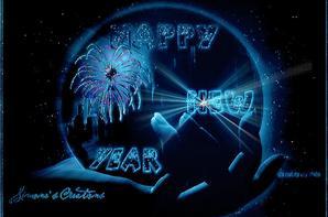 je vous souhaite a tous et toute une très bonne année 2016