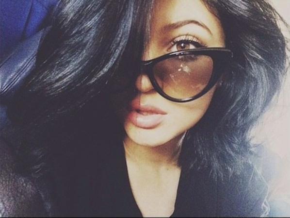 Kylie Jenner : Hair Style