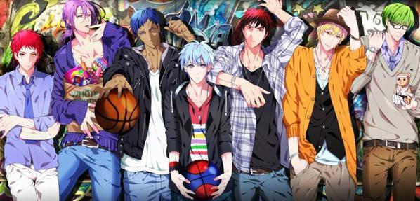 Kuroko No Basket ( Cette anime  est un vrai phénomène !  ❤)