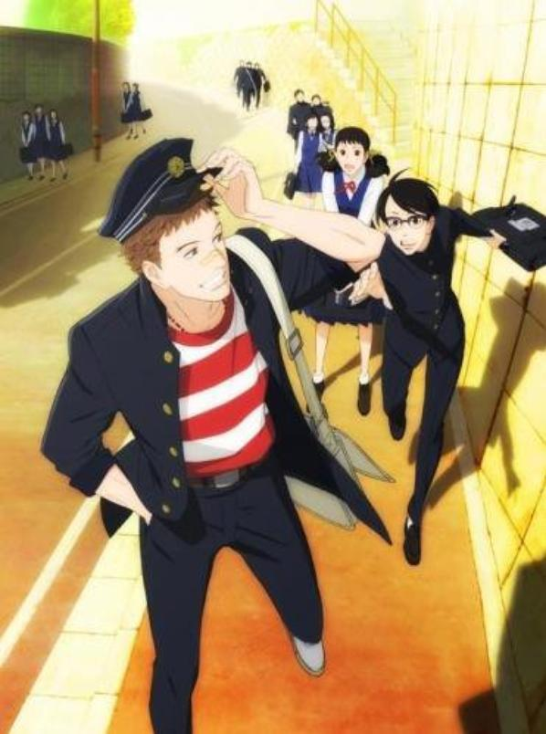 Sakamichi No Apollon ( Kids on the Slop)