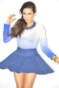 Photoshoot magazine Nylon (Avril 2013)