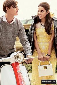 Photoshoot magazine Teen Vogue (Avril 2013)